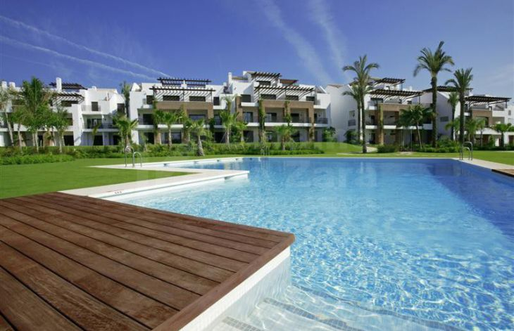 3 bedroom apartment in Estepona