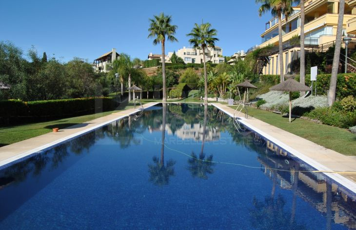 Sunny 2 bedroom apartment on the Golden Mile of Marbella