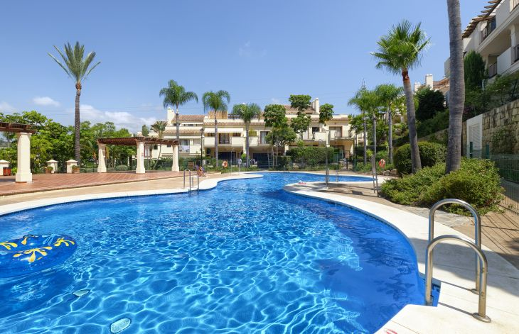 Spacious 3 bedroom townhouse in Nueva Andalucía, Marbella