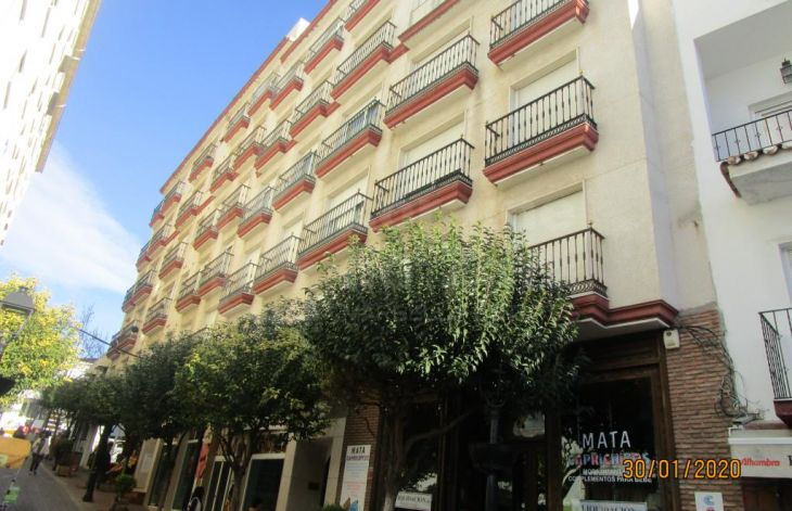 Nice 3-bedroom apartment in the old town of Marbella