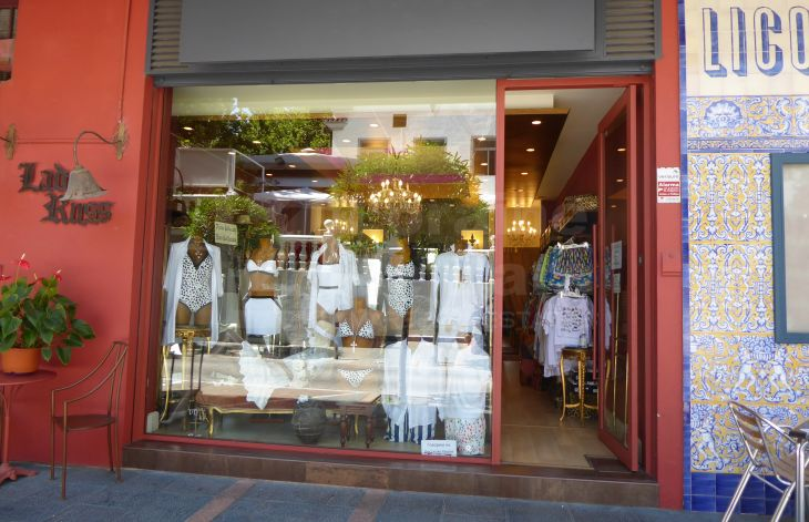 Commercial premises with business running in the center of Marbella