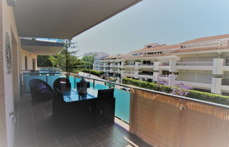 2 bedroom apartment located in a recently built building in Marbella center