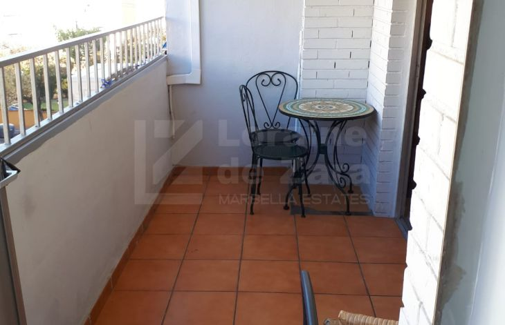 3 bedroom apartment in the urban area of Marbella