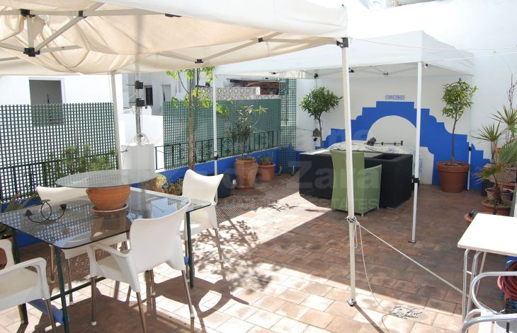 Beautiful detached house located in the Old Town of Marbella