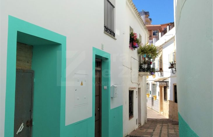 Local comercial en el casco antiguo de Marbella