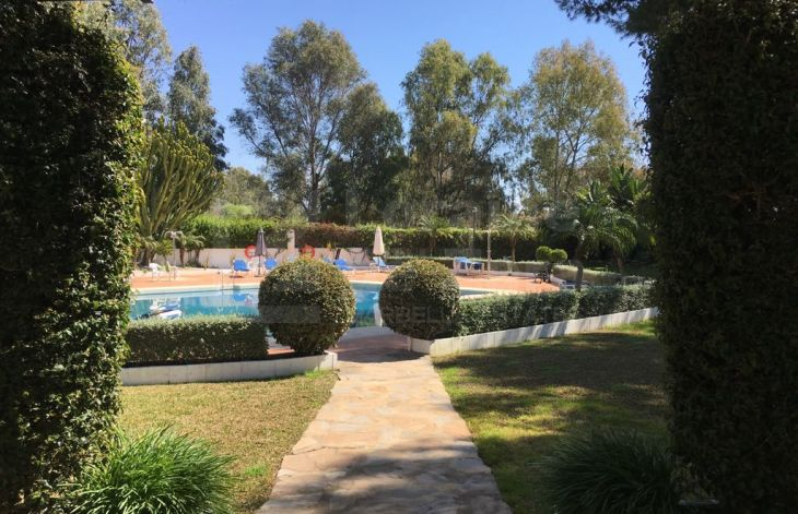 One bedroom apartment in Alcazaba de Río Verde on the Golden Mile of Marbella