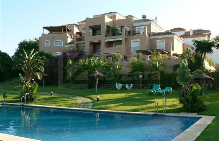 Two bedroom apartment in Guadalmina Alta, Marbella