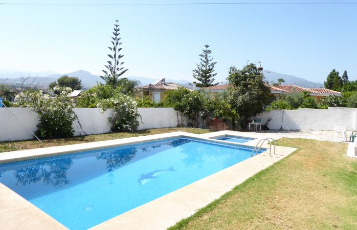 Four bedroom villa in San Pedro de Alcántara