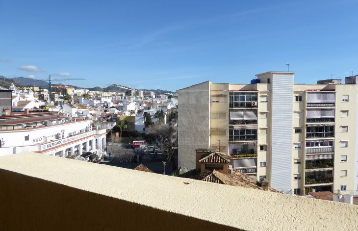 Sunny and central one bedroom apartment in the center of Marbella