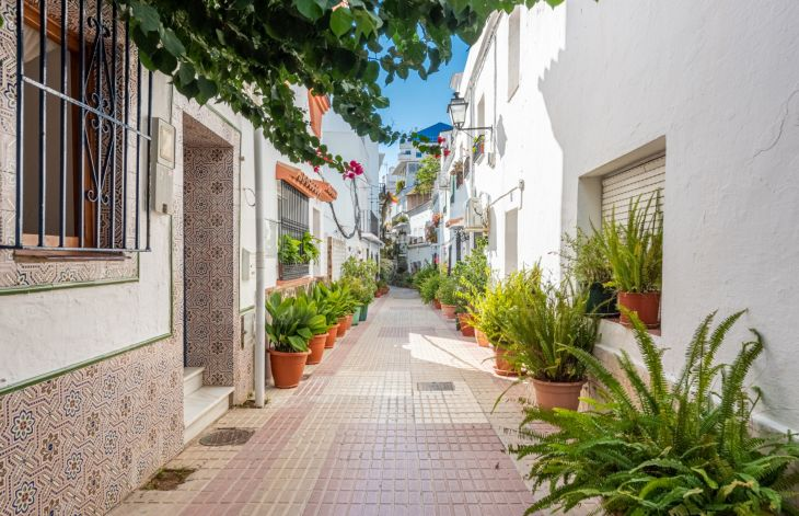 Beautiful renovated 3 bedroom house in El Barrio, Marbella