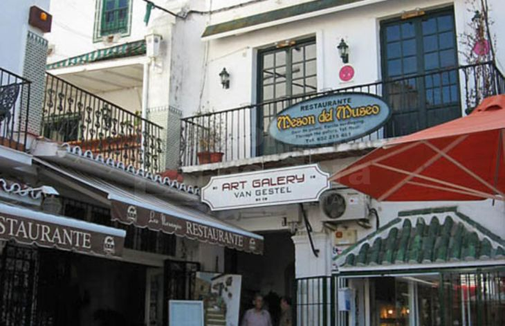 Great restaurant in Plaza de los Naranjos, Marbella