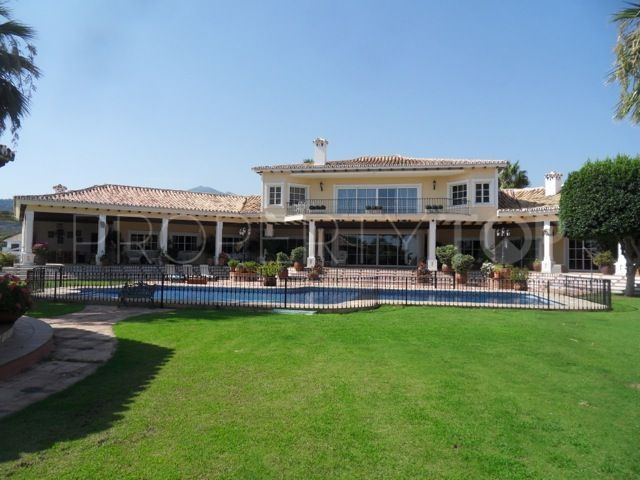 For sale villa in Vega del Colorado, Benahavis | Nevado Realty Marbella
