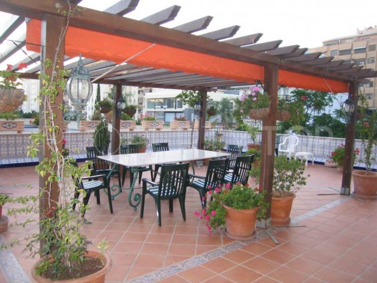 Apartment for sale in Marbella Centro with 3 bedrooms   Nevado Realty Marbella