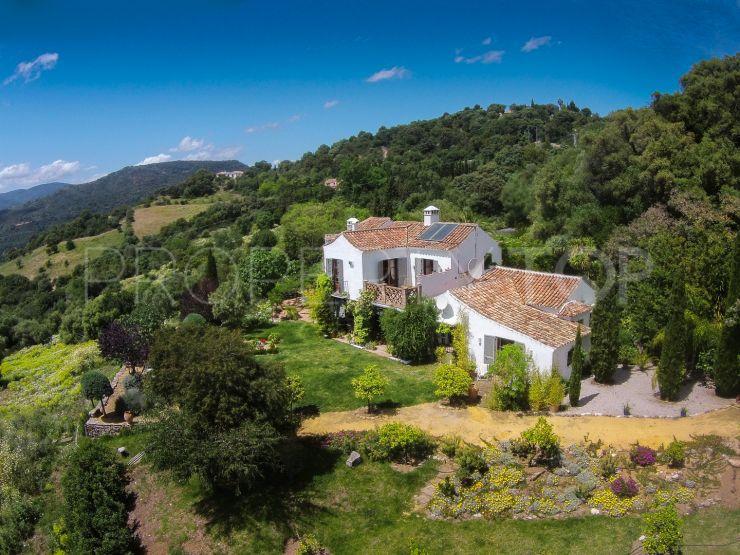 Gaucin, casa de campo de 4 dormitorios a la venta | Villas & Fincas