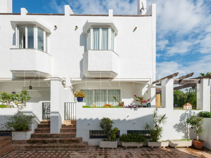 Town house in Arco Iris, Marbella Golden Mile | Pure Living Properties