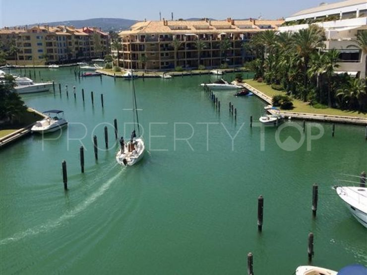 3 bedrooms penthouse in Marina de Sotogrande for sale | Campomar Real Estate