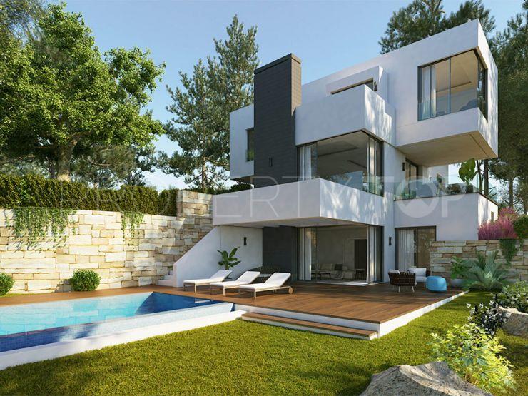 For sale villa with 4 bedrooms in Monte Mayor, Benahavis | MPDunne - Hamptons International