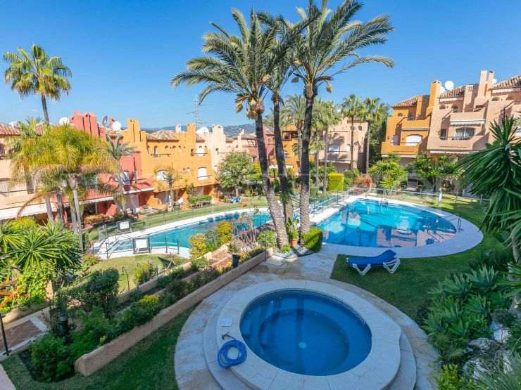Marbella Golden Mile town house | Lucía Pou Properties