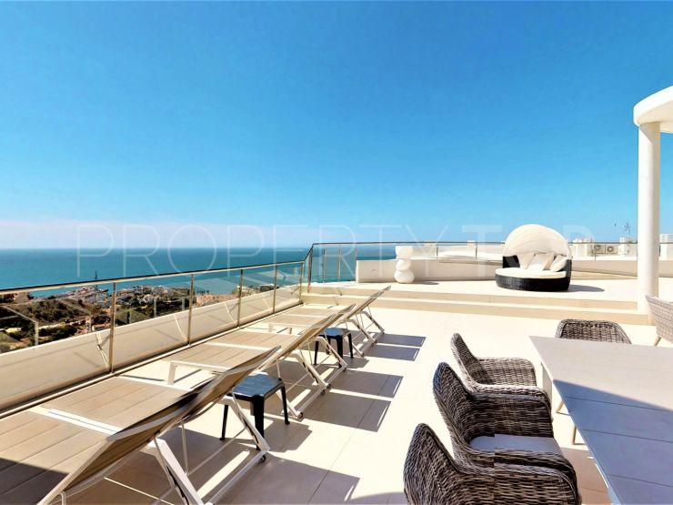 For sale Benalmadena penthouse with 4 bedrooms | Mojo Estates