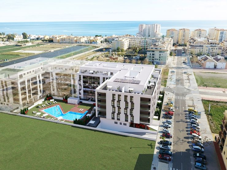 Buy Torre del Mar apartment | Your Property in Spain