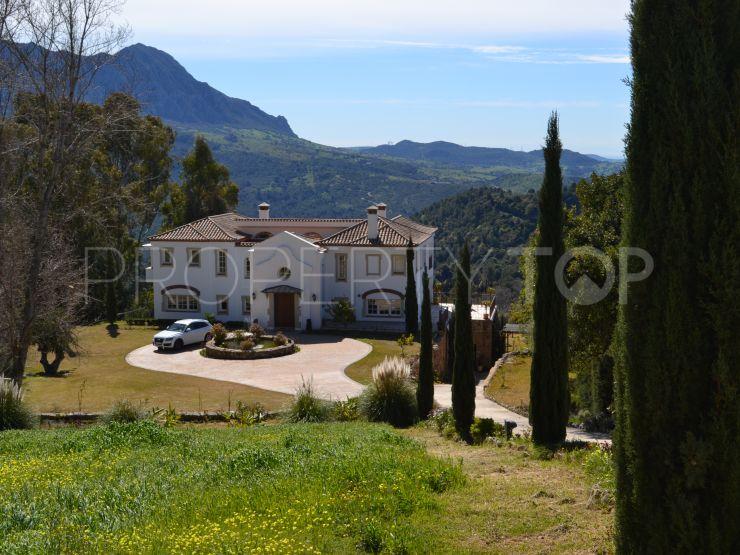 7 bedrooms villa in Gaucin for sale | Cleox Inversiones