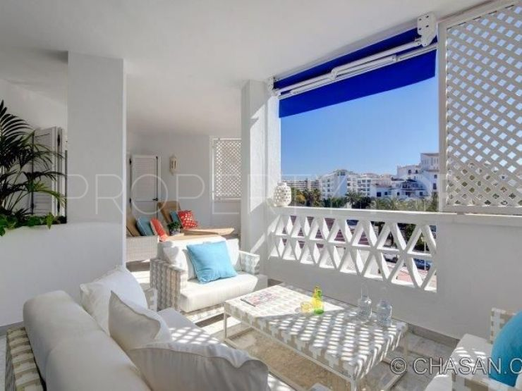 Apartment with 3 bedrooms for sale in Marbella - Puerto Banus | Cleox Inversiones