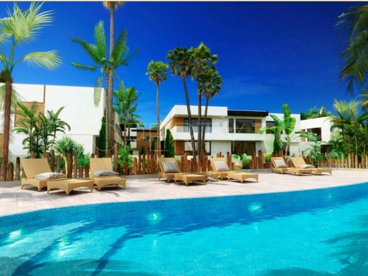 Buy Nueva Andalucia town house with 3 bedrooms | Cleox Inversiones