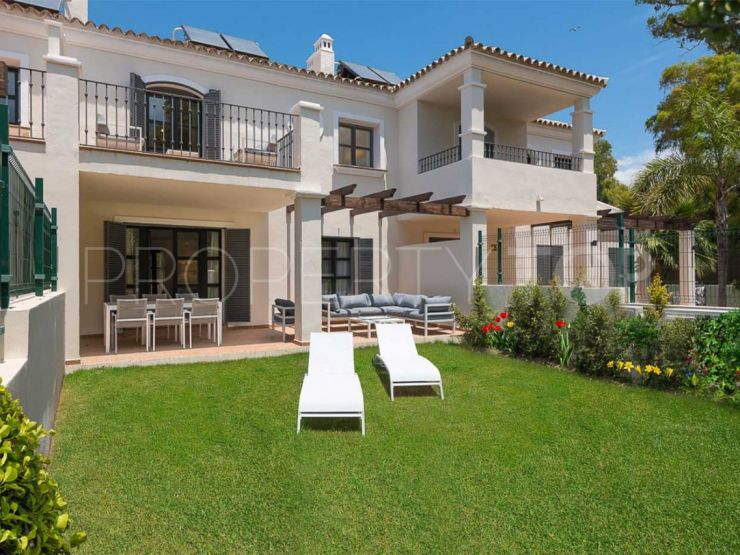 4 bedrooms town house in Guadalmina Baja for sale | Cleox Inversiones