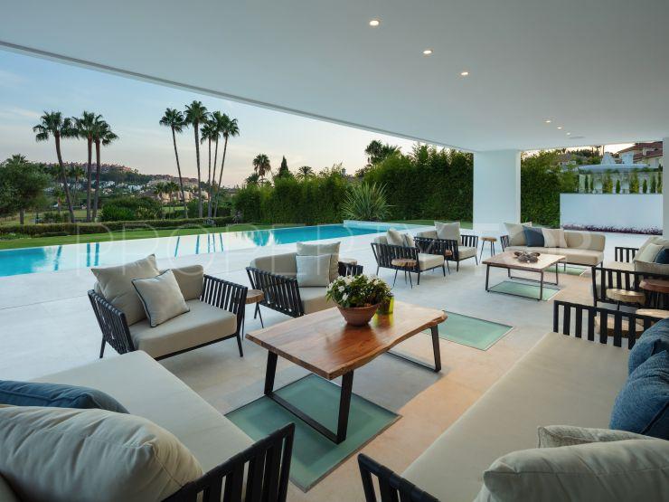 Nueva Andalucia villa for sale   Cleox Inversiones