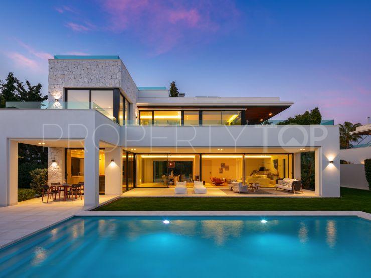 For sale villa with 4 bedrooms in Casasola, Estepona   Cleox Inversiones