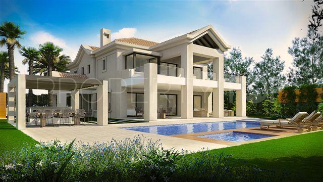 Buy villa with 6 bedrooms in Marbella Golden Mile | Cleox Inversiones