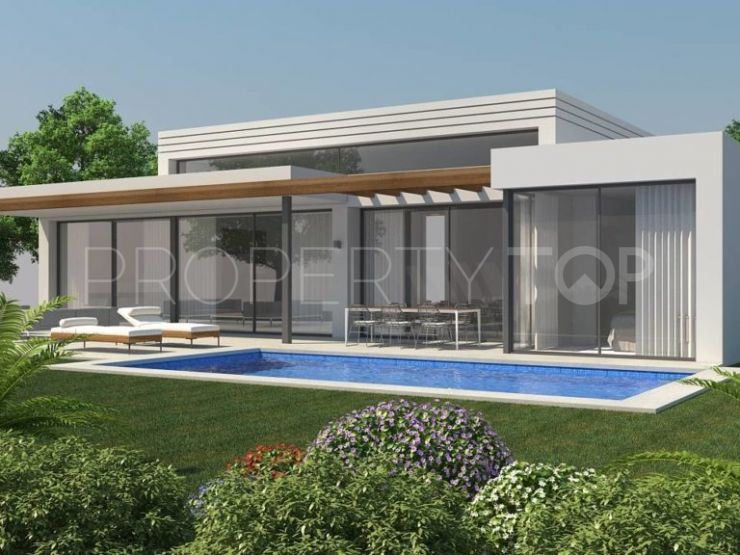 4 bedrooms villa in Atalaya for sale | New Contemporary Homes - Dallimore Marbella