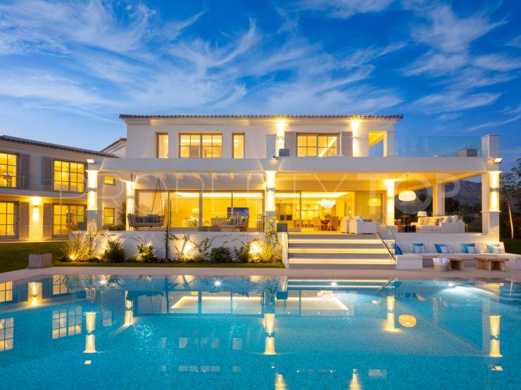 6 bedrooms villa in Aloha, Nueva Andalucia | New Contemporary Homes - Dallimore Marbella