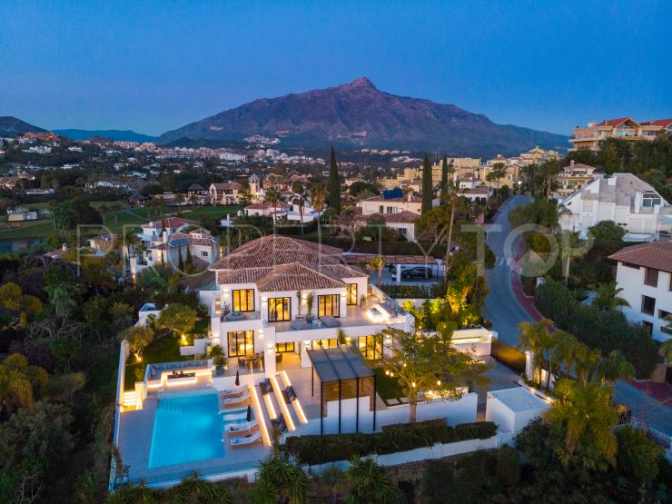 Nueva Andalucia villa for sale | Key Real Estate