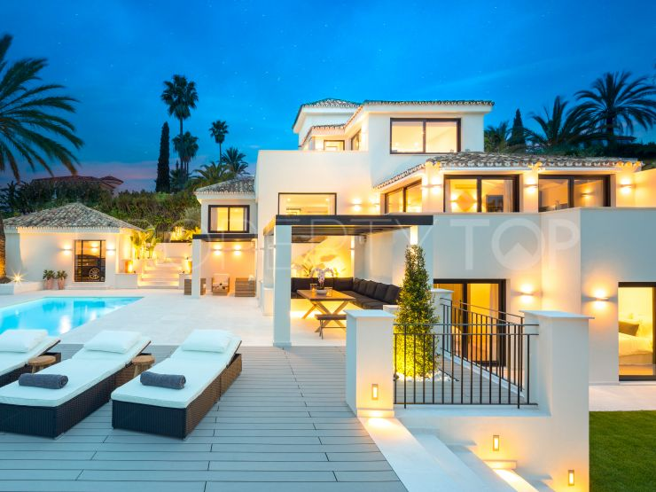For sale villa in Los Naranjos Hill Club   Key Real Estate