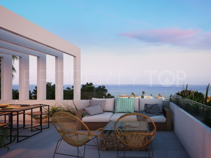 For sale 4 bedrooms town house in Marina de Casares   Marbella Maison