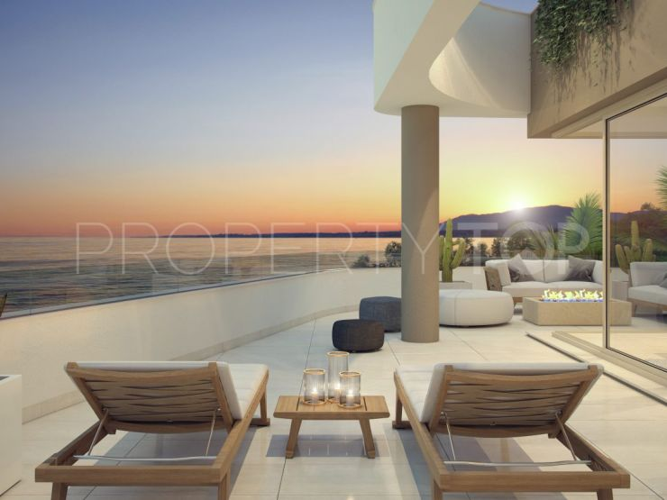 For sale 2 bedrooms penthouse in Mijas Costa | Marbella Maison