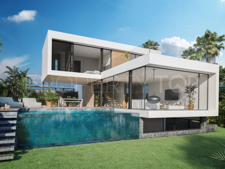 Buy villa in New Golden Mile | Marbella Hills Homes