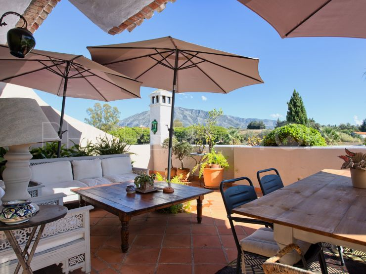 3 bedrooms Nueva Andalucia duplex penthouse for sale | Value Added Property