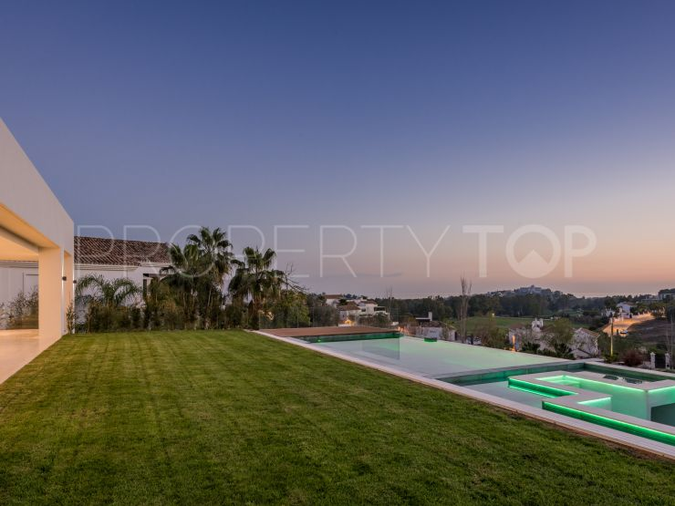 For sale villa in La Alqueria, Benahavis | Value Added Property