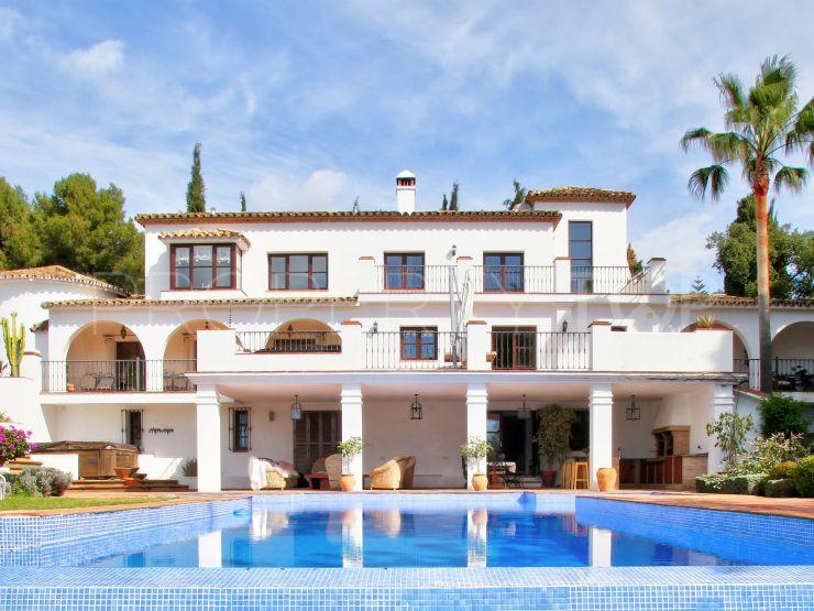 Buy 7 bedrooms villa in La Carolina, Marbella Golden Mile | Value Added Property