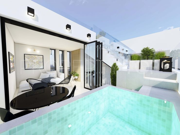 Buy town house in Estepona Centro with 2 bedrooms   Winkworth