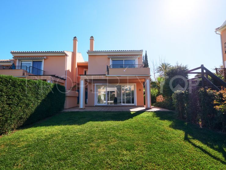 Town house for sale in Paraiso Alto with 3 bedrooms   Winkworth