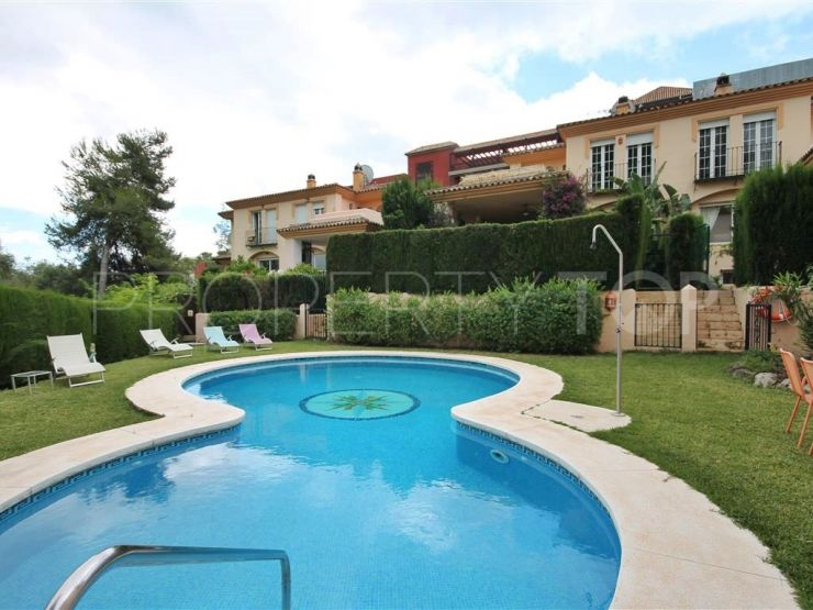4 bedrooms town house in Guadalmina Alta for sale | Winkworth