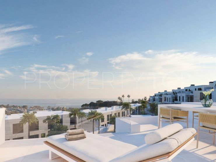 4 bedrooms Selwo town house | Bemont Marbella