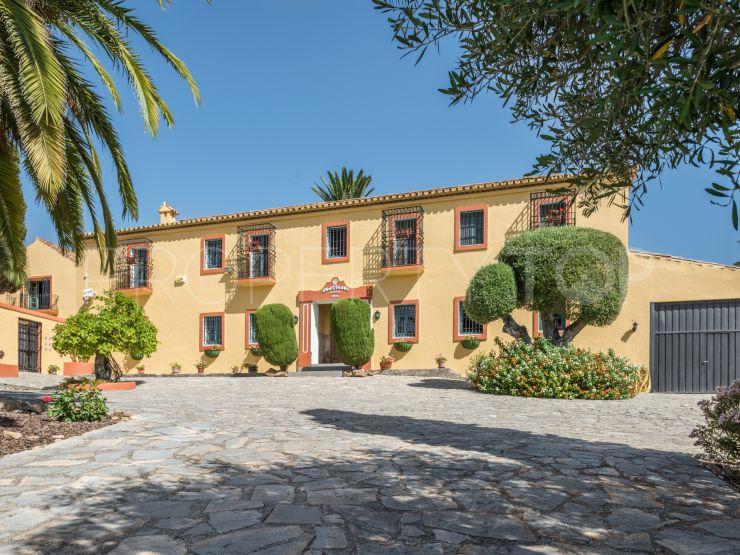 7 bedrooms finca in Guadiaro | Holmes Property Sales