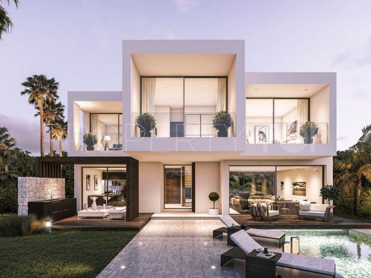 Buy villa in New Golden Mile with 3 bedrooms   Benimar Real Estate