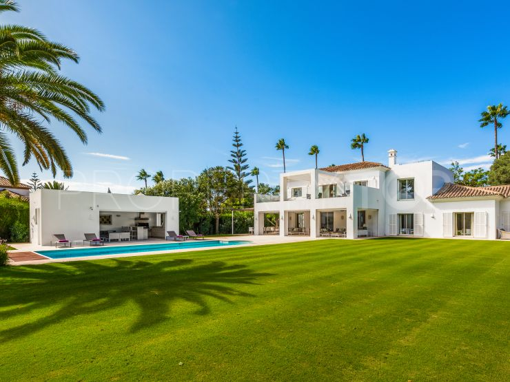 For sale Sotogrande Costa 5 bedrooms villa | Consuelo Silva Real Estate