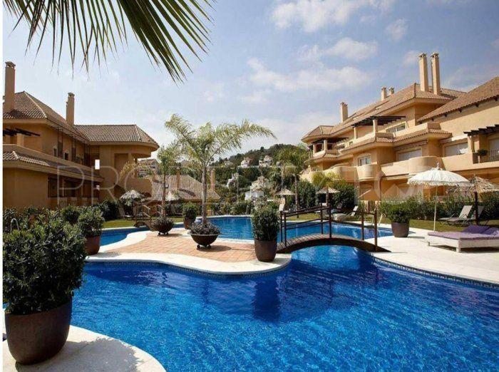 For sale ground floor apartment in Aloha, Nueva Andalucia | Inmobiliaria Luz