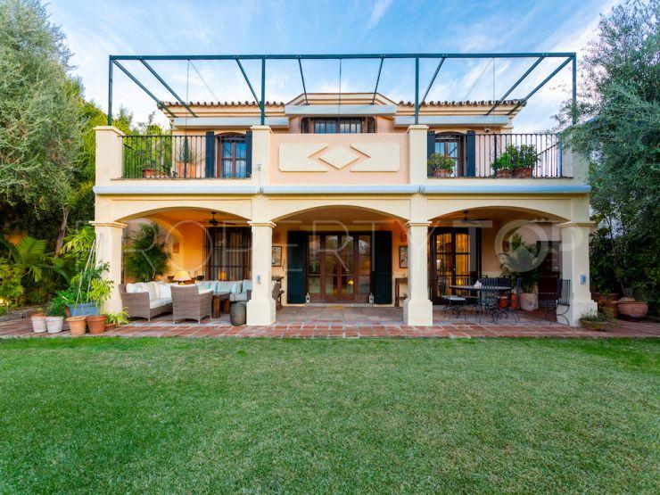 Villa with 4 bedrooms for sale in Guadalmina Alta   Inmobiliaria Luz
